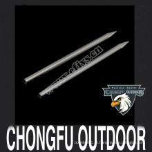 2015 agulhas de China para tecer pulseira paracord, cordão de aço inoxidável