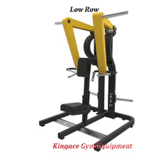 Hammer Strength Plate Loaded Low Row Machine