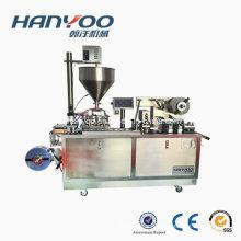 Machine à emballer liquide automatique de confiture de miel de sauce de ketchup de Dpp-150e
