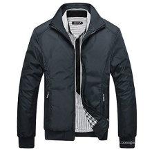 Casaco de inverno dos homens Moda acolchoada casaco quente ao ar livre