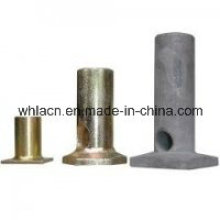 High Quality Forging Flat Lifting Socket /Flat Plate Socket/ Flat Steel Anchor (Rd12 - Rd52)