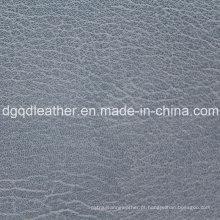 Design de moda em couro de PVC (QDL-51442)