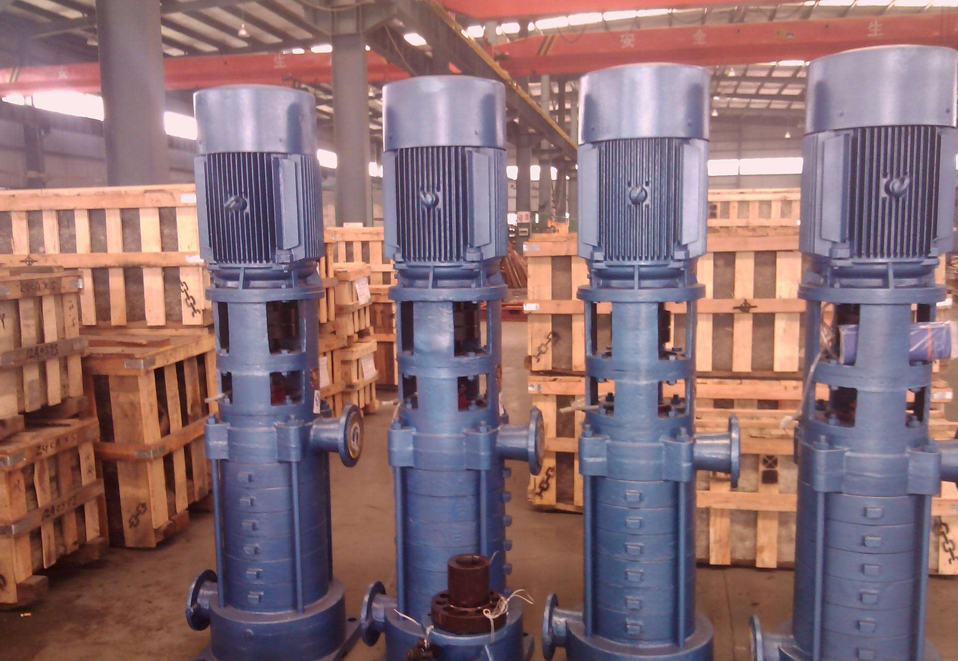 DL vertical multistage centrifugal pump 4