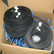 FTTH Drop Cable Sc Fiber Optic Jumper