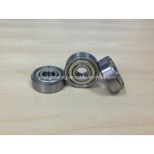 R4b 1/4 pulgadas de acero inoxidable profundo rodamiento de bolas