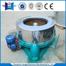Déshydrateur centrifuge de qualité fiables avec le certificat de