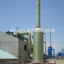 Frp/ВРП кислотного тумана, Очистка башни Скруббера для промышленности химических заводов