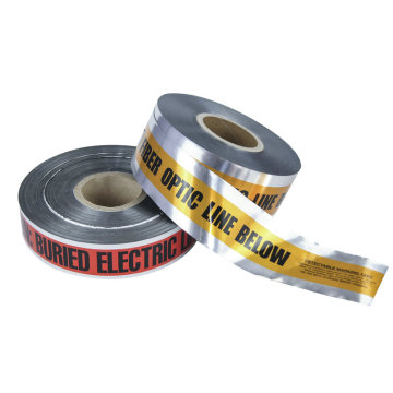 Underground Detectable Aluminium Warning Tape