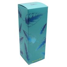 Impresión de caja de embalaje de papel de perfume con 3 colores