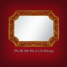 Décoration de la maison Ornements Cadre de miroir