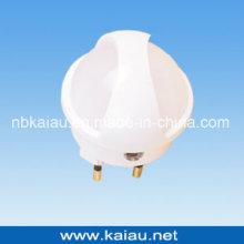 Sensor de fotocélula de cabeça rotativa de 360 graus LED Night Light (KA-NL371)
