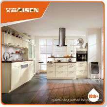 With 9 years experience factory directly American style kitchen cabinet for Canada market