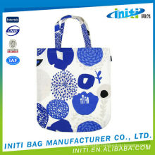 Beautiful fashion made in China reusable kids cotton bags