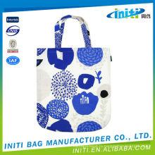Красивая мода, сделанная в Китае многоразовые хлопчатобумажные сумки для детей