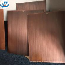 C1100 C1220 C1200 folha de cobre / placa de cobre