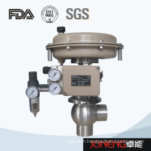 Stainless Steel Food Processing Control Valve (JN-SV2002)