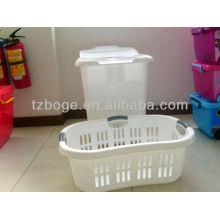 customer design Plastic Laundry Basket mold