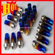 Gr3 Mini Titanium Bolt and Titanium Screw