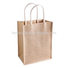 Load bearing 10kg durable factory custom jute bag