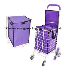 Promotional Custom Reusable Grocery Shopping Cart Insert Bag