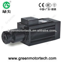 electric saw motor for saw woodworking with 1.5Kw rated voltage