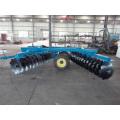 Reinforced hydraulic heavy duty 24 disc harrow