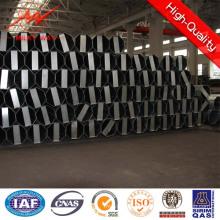 Polo galvanizado acero utilitario de la distribución 40FT
