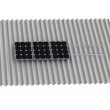 Proporcionar 10kw sistema de energía solar fuera de la red para el hogar