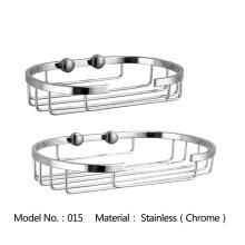Porte-papier Porte-brosse à dents Porte-serviettes Accessoires de salle de bains SUS 304 Ensemble de matériel de salle de bains en acier inoxydable