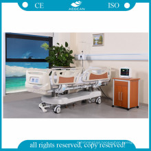AG-BR002B CE ISO adjustable CPR 7 function ICU room hospital electric bed