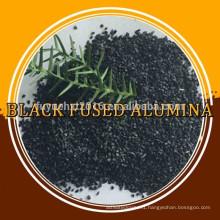 Black Fused Alumina/ Black Aluminium Oxide For Sandblasting