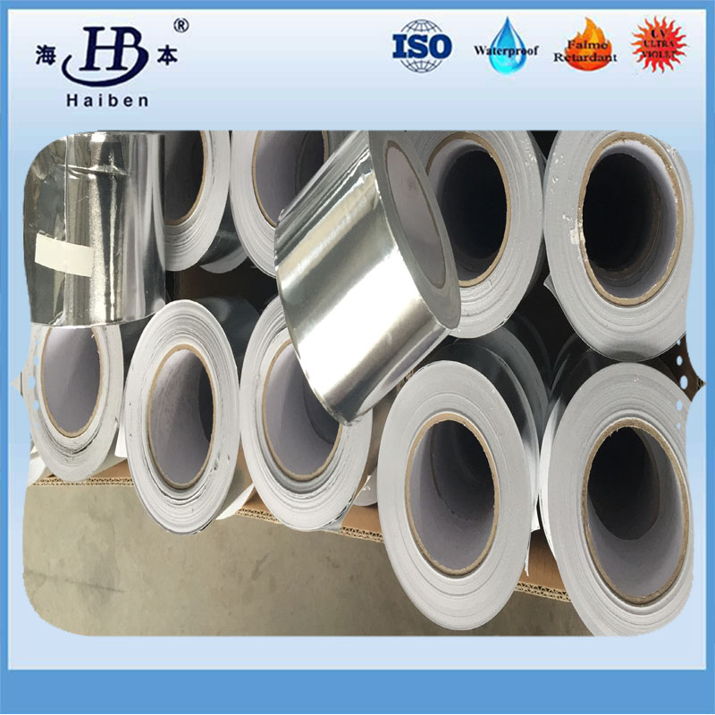 aluminized fiberglass fabric tape-6