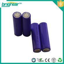 18650 schlagen Lithium wiederaufladbare Zelle Batterie für Haarschneider