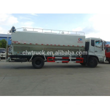 dongfeng 12-15m3 feeds bulk trucks, 4x2 bulk feed delivery truck