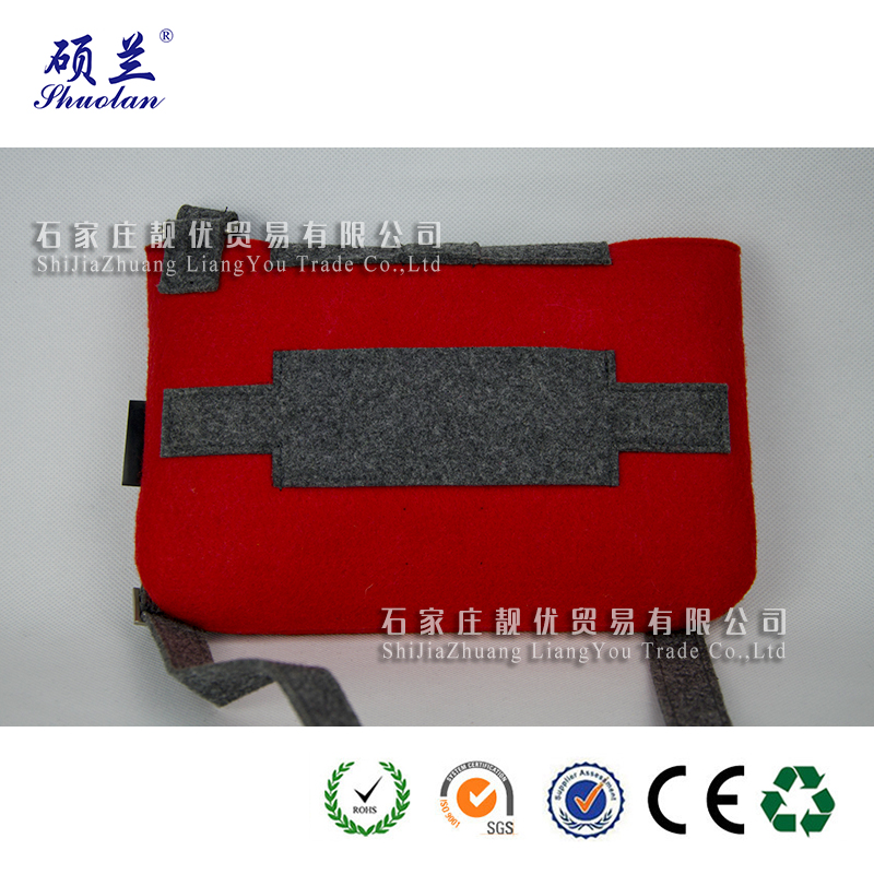 Customized Felt Shoulder Bag