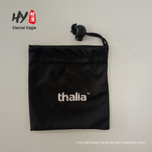 Bulk printed microfiber sunglasses bag, eyeglass solt microfiber cloth pouch, durable microfiber cheap eye glasses pouch