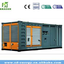 Generador de energía verde del gas propano 20kw-1000kw