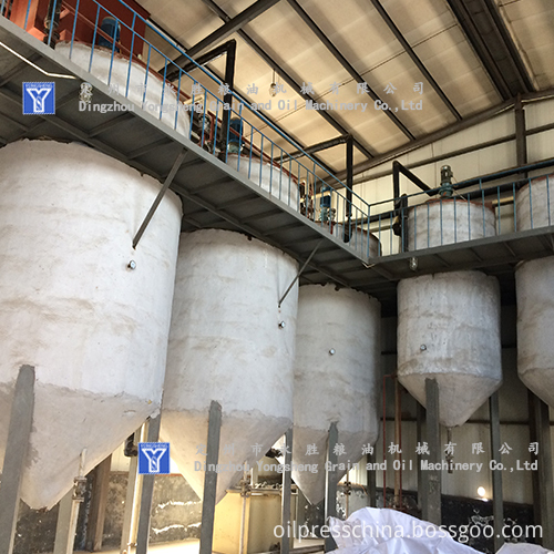 15-20T Refinery Machine