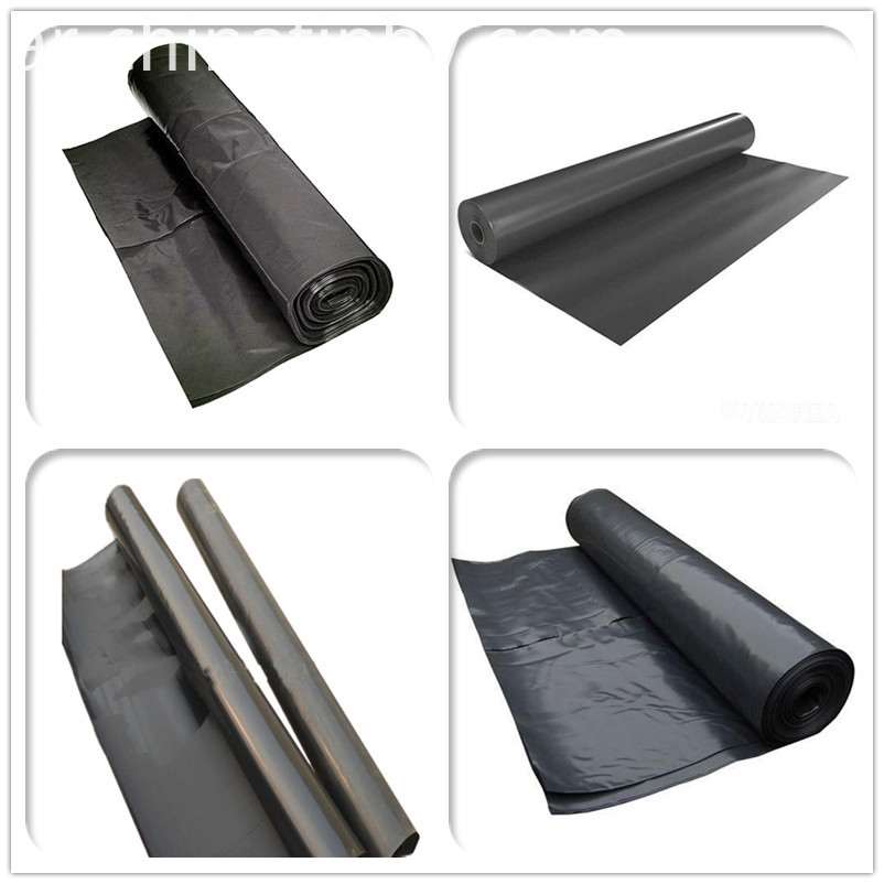 Geomembrane factory for HDPE waterproofing membrane