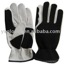 Weight Lifting Glove-Working Leather Glove-Protective Glove