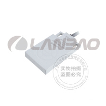PVC cabo plástico tipo retangular Pipeline Capacidade Proximidade Switch Sensor (CE07 DC3)