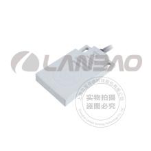 ПВХ-кабель пластиковый прямоугольный тип трубопровода емкостной датчик Датчик приближения (CE07 DC3)