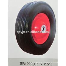 """резиновые колеса для тележки 10""""Х2.5"""""""