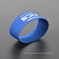 Дешевые Custom браслет из полиэстера Мода эластичный диапазон запястья