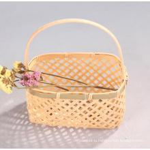 High Quality Handmade Natural Bamboo Basket (BC-NB1030)