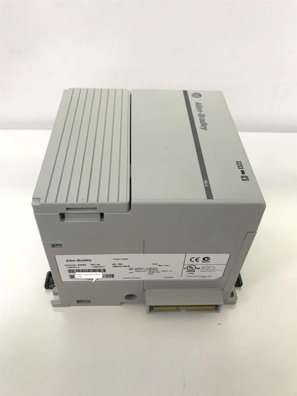 1768-PA3 CompactLogix Power Supply 120 / 240VAC