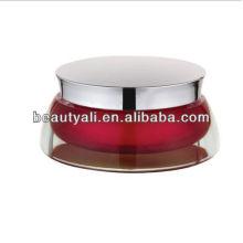 Lop cosméticos acrílico envases frasco de crema