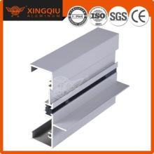 Серебряный алюминиевый профиль, алюминиевый профиль