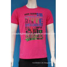 Heat Transfer Printing Herren T-Shirt, Sport T-Shirt
