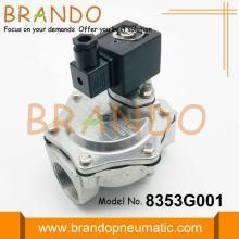 ASCO Тип Пылесборник Импульсный струйный клапан 8353G001